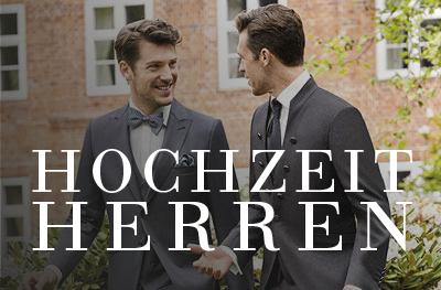 Hochzeit Herren